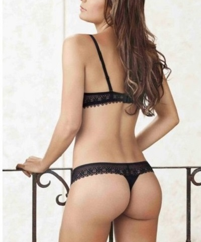 Carlota · erotic masseuse Barcelona